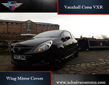 Vauxhall Corsa VXR Wing Mirror Covers for Corsa D Tuning