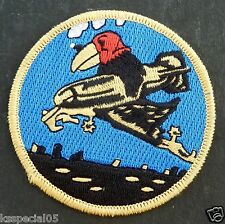 351ST BOMB SQUADRON 100TH BOMB GROUP H HAT PATCH US 8TH AIR FORCE PIN UP AFB