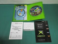 XBOX -- BLINX THE TIME SWEEPER -- JAPAN. GAME Clean & Work fully. 38280