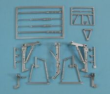 Su-24 Fencer Landing Gear 1/48th Scale Trumpeter Model SAC 48304