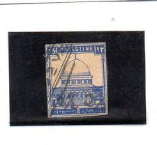 Palestina Valor en papel Carton de Entero postal (CY-615)