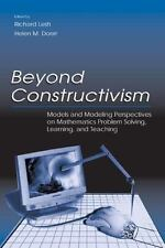 Beyond Constructivism: Models and Modeling Perspectives on Mathematics Problem S