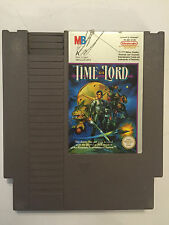 NINTENDO ENTERTAINMENT SYSTEM NES UK/EURO PAL GAME CARTRIDGE TIME LORD Timelord
