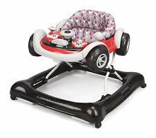 Delta Children Lil Drive Baby ACTIVITY WALKER, Adjustable Car BABY WALKER