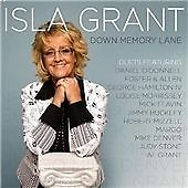 Isla Grant, Down Memory Lane DUETS with Robert Mizzell Mike Denver Al Grant etc