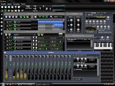 Produrre musica con il computer strumenti di riproduzione, campioni e plug-in PC