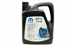 68218058GA Original MOPAR FLUID 5 LITER ATF+4  MS-9602 CRYSLER JEEP DODGE RAM