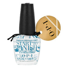 Gwen Stefani OPI Nail Polish Mini Start to Finish Top Base Coat Strengthener