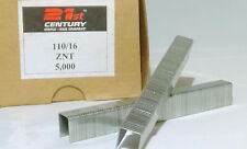 21st CENTURY 110/16 BEDDING PLIER STAPLES 3 BOX BUNDLE