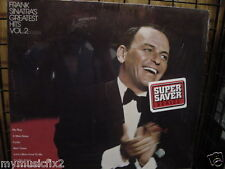 FRANK SINATRA GREATEST VOLUME II MY WAY Sealed REPRISE RECORDS OUT OF PRINT LP