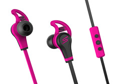 SMS Audio STREET by 50 Cent In-Ear Wired Sport Pink in Ear Headphones