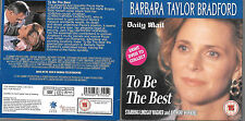 1 Newspaper promo DVD TO BE THE BEST  barbara taylor bradford lynsay wagner