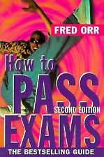 How to Pass Exams, Fred Orr, Books
