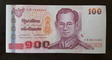 Thailand Banknote 100 Baht Series 15 P#114 SIGN#85 - Replacement 1Sพ