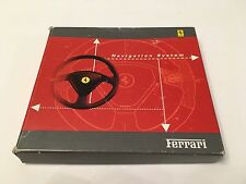 Ferrari 360 NAV 2 Disk Set Harman Becker NAVTEQ Version 3.1