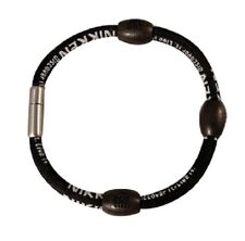 Nikken PowerBand TriPhase® Magnetic Bracelet...Sz. Regular...Plus Free CM Cream