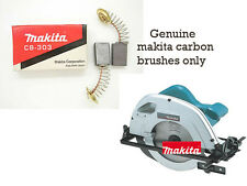 MAKITA CB303 CARBON BRUSHES TO fit JR3050T, JR3060T, JR3070CT, LS0711Z, LS0714