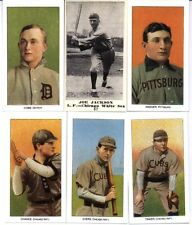 T206 Hall of Fame Reprint MLB Set- Wagner LaJoie Young