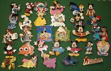 Disney Pin Lot 25 - No Duplicates - FREE US Shipping