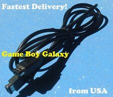 NEW 2 Player Link Cable Nintendo Game Boy Color Pocket system linking cord USA