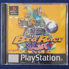 Ps1-playstation ► pro pinball 3-Big race usa ◄