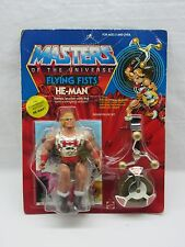 MOTU,VINTAGE,FLYING FISTS HE-MAN,Masters of the Universe,MOC,figure,sealed