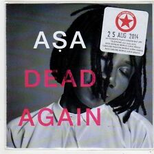 (FL56) Asa, Dead Again - 2014 DJ CD