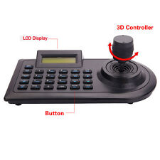 Three Dimensional 3D keyboard Controller for PTZ Zoom HD CCTV Camera 3D Joystick