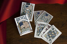 1 Deck Bicycle American Flag Standard Poker Playing Cards Sealed New In Box