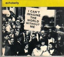 (CK464) Echobelly, I Can't Imagine The World Without Me - 1994 CD
