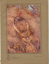 The Ant Lion E J Detmold  from Princess Mary's  Gift Book