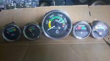 MF Massey Ferguson 265 , 285 Tractor Tachometer + Gauges Kit (Temp+Oil+Fuel+Amp