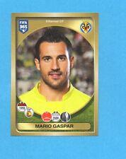 FIFA 365-2017-PANINI ITA-Figurina n.90- GASPAR - VILLAREAL -NEW