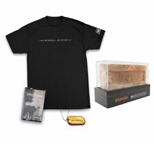 Eminem Autographed Authentic Brick + Good Wood Dog Tag + MMLP Cassette + T-shirt