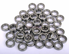 50PCS Ball Bearing 15mm*10mm*4mm For HSP RC Model Car Spare Parts 02138 (02079)