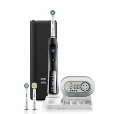 Oral-B Pro 7000 SmartSeries Black Electronic Power Battery Toothbrush-OPEN BOX