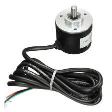 Rotary Encoder 400P/R 6mm Incremental Optical Shaft Working Measurement 5-24V ED