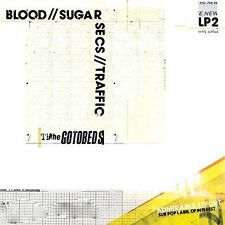 The Gotobeds, Blood // Sugar // Secs // Traffic (Includes Download Card), New
