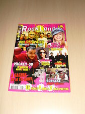 ROCKLAND N°5 Août 2005 Offspring Mickey 3D Kelly Clarkson Jamiroquai Coldplay