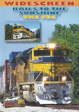 Rails to the Sunshine - Florida East Coast DVD FEC Highball Productions NEW!