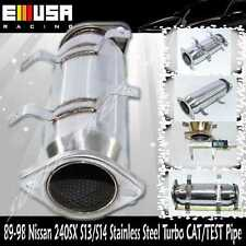 Stainless Steel Test Piping fit Nissan 240SX S13 S14