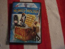 Monkey Mischief (DVD)  From Night At the Museus, Battle of the Smithsonian