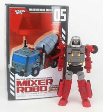MACHINE ROBO 05 MIXER ROBO ACTION TOYS ACTION FIGURE G-26164 4895005020209