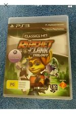Ratchet And Clank Trilogy Complete Aus Pal  - PlayStation 3 - PS3