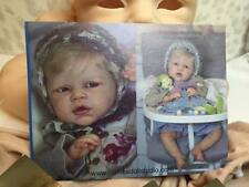 reborn doll kit SOLD OUT ANGELINA  LM  original! by ROMIE STRYDOM