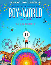 Boy and the World (Blu-ray/DVD, 2016, 2-Disc Set, Canadian)