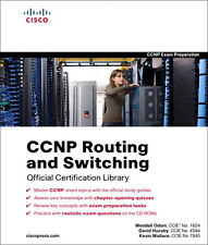 CCNP Routing and Switching Official Certification Library; Exams 642-902/813/832