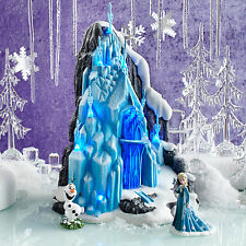Dept 56 Disney Frozen Village Elsa's Ice Palace 4048962 Lighted Sculpture NIB