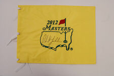 Phil MICKELSON SIGNED AUTOGRAPH AFTAL COA 2012 Golf Flag US PGA Masters