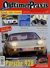 Oldtimer Praxis 1 07 2007 DKW Hummel Gilbern GT Indian Chief IHC Loadstar 928